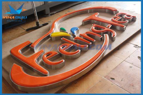 Hút Nổi Logo Freeling-Tea 5