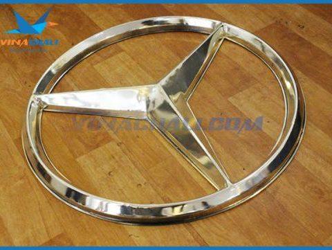 Hút Nổi Logo Mercedes 2