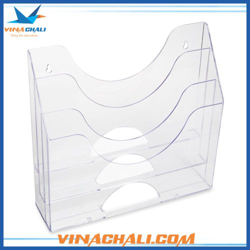 kệ mica 3 tầng a4