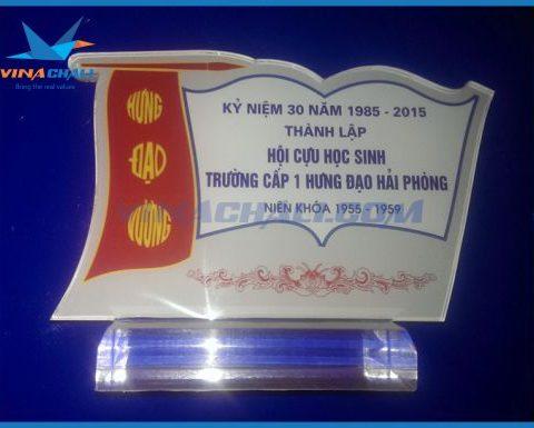 Kỷ niệm chương hội cựu học sinh 16