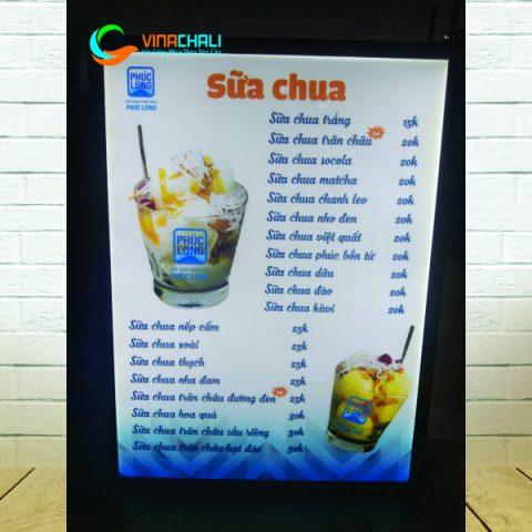 Tranh điện menu nhà hàng 41