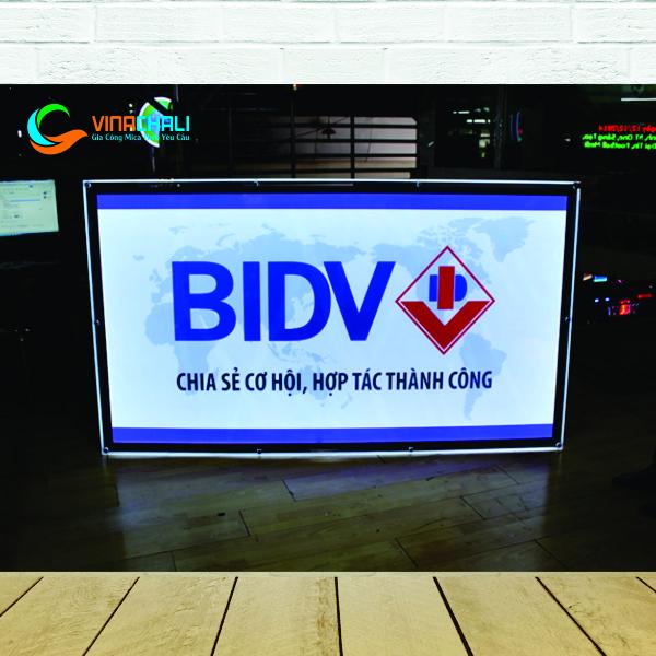 Tranh Điện Ốc Chân Kính BIDV